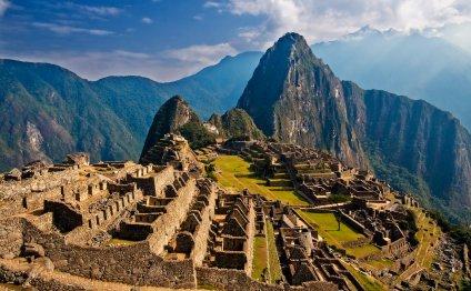 #1 of Ancient Inca Ruins