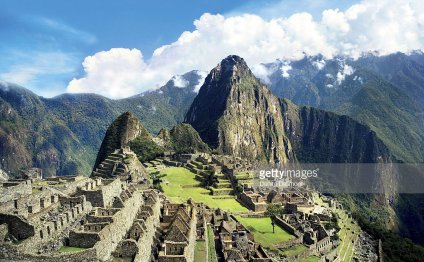 Machu Picchu is a pre