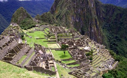 The lost city of the Incas and