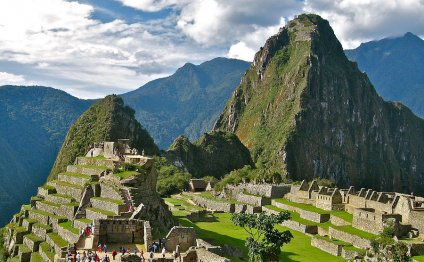 Andes Mountains Machu Picchu