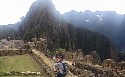 The great non-Machu Picchu
