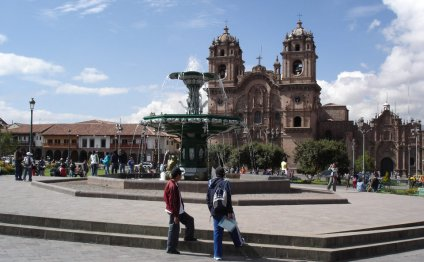 Pictures of Cusco, Peru