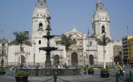 Pictures of Lima, Peru