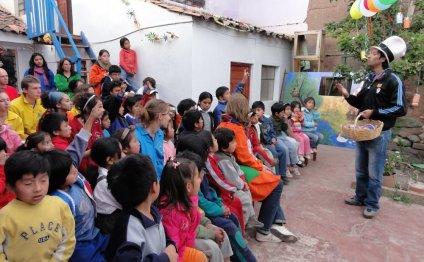Living in Cusco, Peru