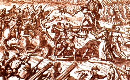 The Inca–Spanish confrontation