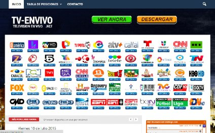 Television en vivo por