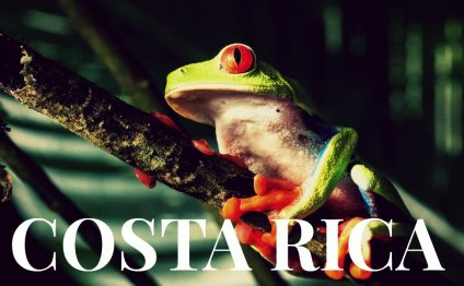 A vacation in Costa Rica is a