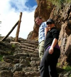 Hiking Sacred Valley