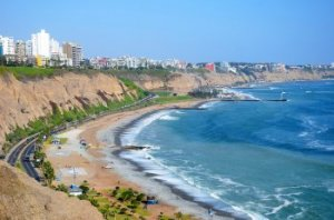 Lima, Peru - Photo: Christian Cordova via Flickr, made use of under innovative Commons permit (By 2.0)