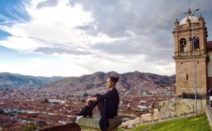 Local time in Cusco, Peru
