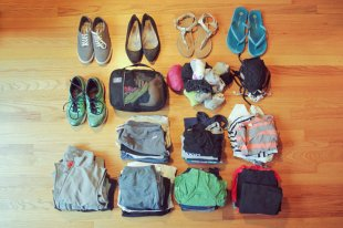 south usa Packing LIst