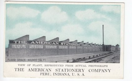 American Stationery Peru Indiana