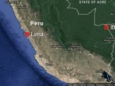 Earthquake Lima Peru
