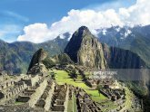 Machu Picchu is located