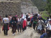 Machu Picchu visitors per year