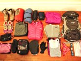 Packing list Peru