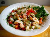 Shrimp Ceviche recipe Peru