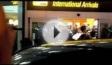 130620 U-Kiss at Jorge Chavez Airport - Lima, Peru