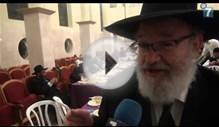 Chabad Holiday Celebrated in Tel Aviv