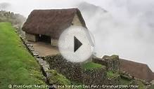 Machu Picchu, Peru - A Travel Video Postcard