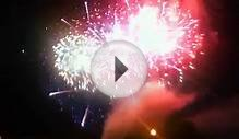 Peru, Illinois fireworks 2013 (720P HD)