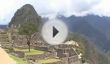 Peruvian Trilogy Part Two: Machu Picchu
