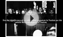 Religion in Nazi Germany Top # 13 Facts