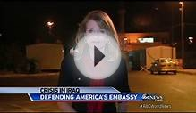Saving Baghdad and the American Embassy