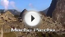 Visit of the Machu Picchu and train