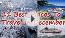 Where to Travel in December | 11 Best Places to Travel in